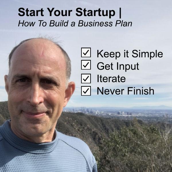 Stephen Semprevivo Startup Business Plan