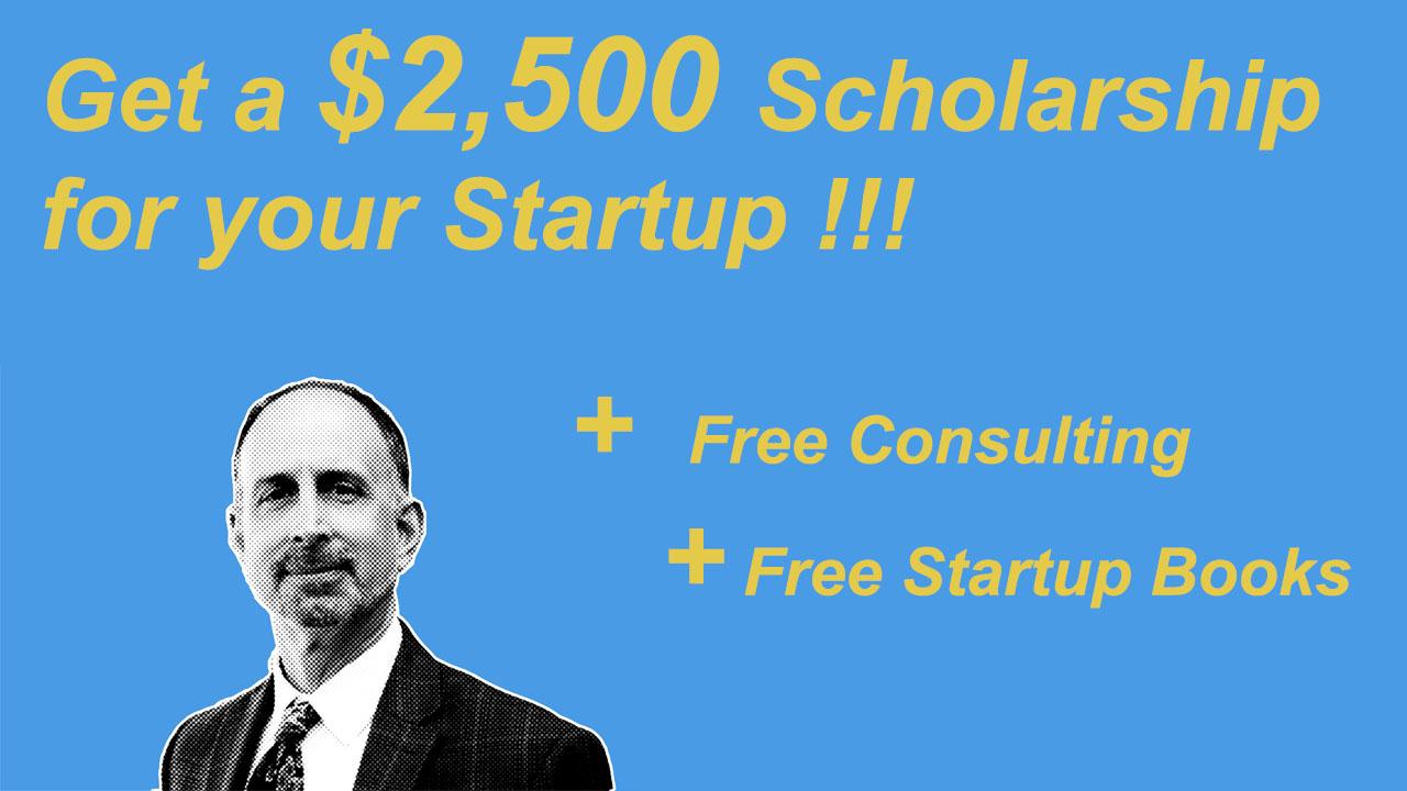 Stephen Semprevivo Startup Scholarship