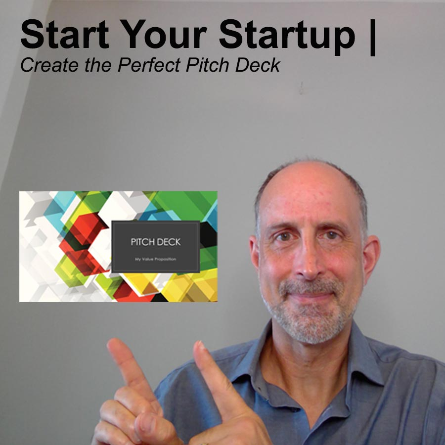 Stephen Semprevivo - Create the Perfect Pitch Deck