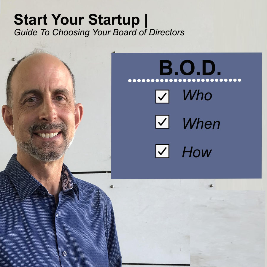 Stephen Semprevivo - A Founders Guide to a Board of Directors