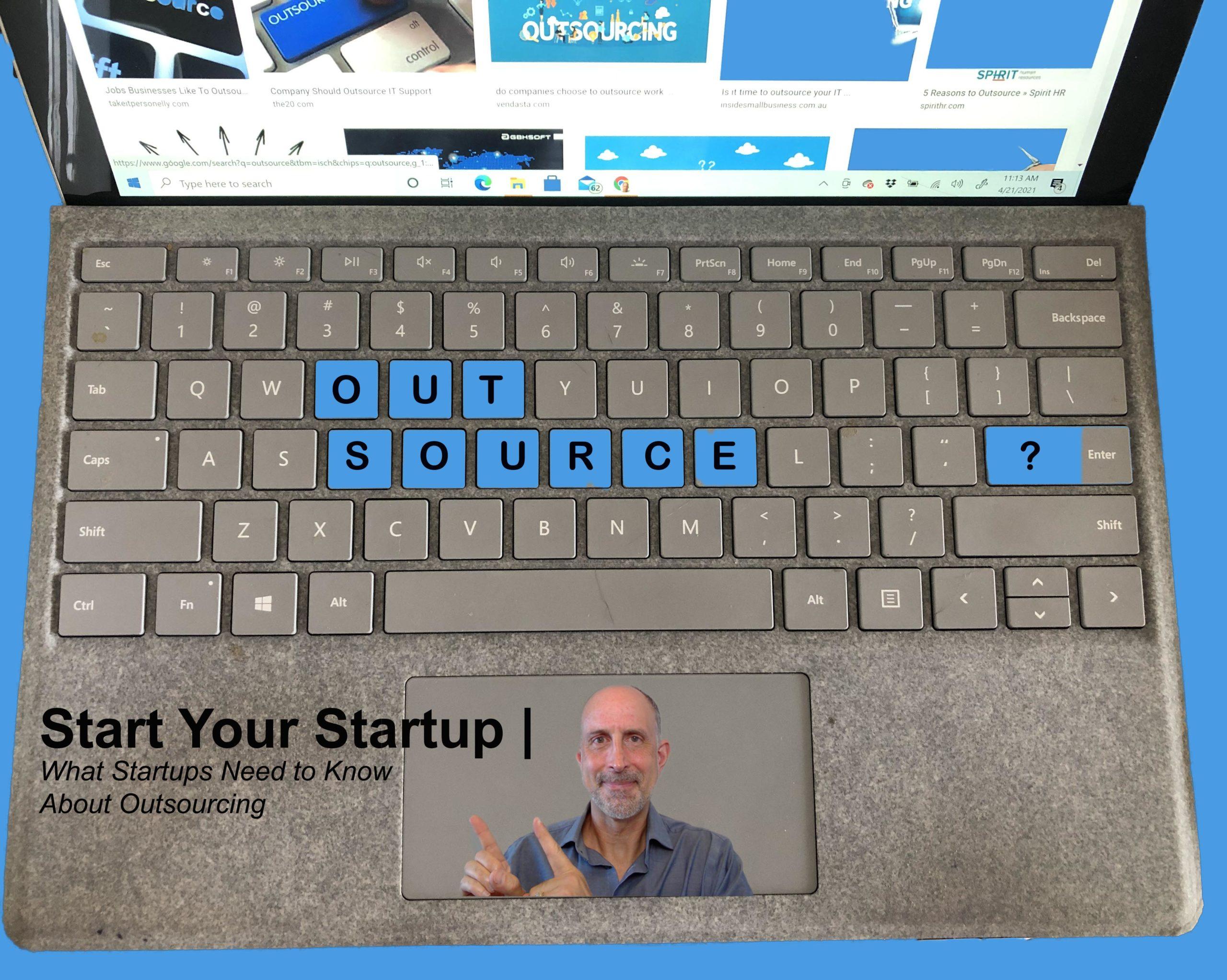 Stephen Semprevivo - Outsourcing